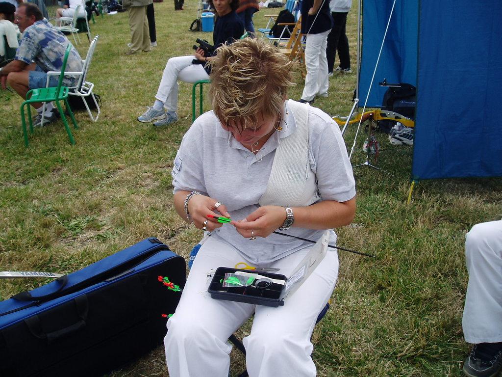 D1 Femmes Riom 23 juillet 2005