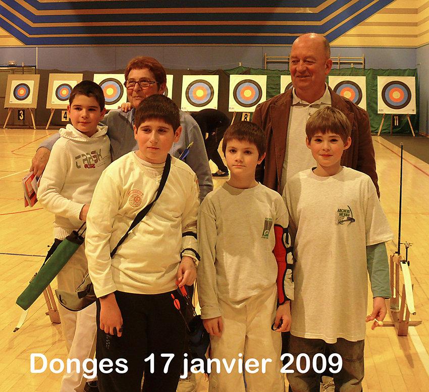 Donges 17 janvier 2009